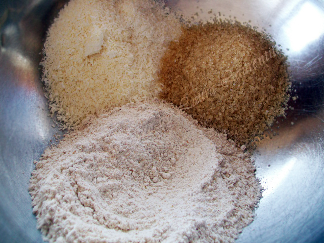 prajitura cu mere si cocos 7