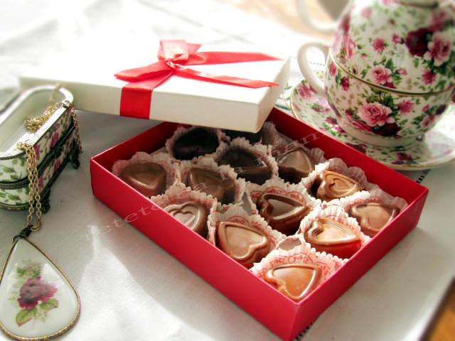 praline de ciocolata