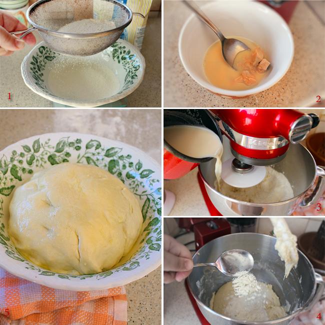 preparare paine moale de casa