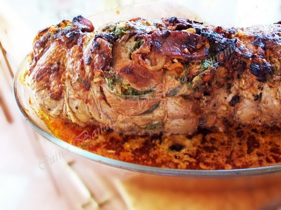 rulada de carne cu legume 14