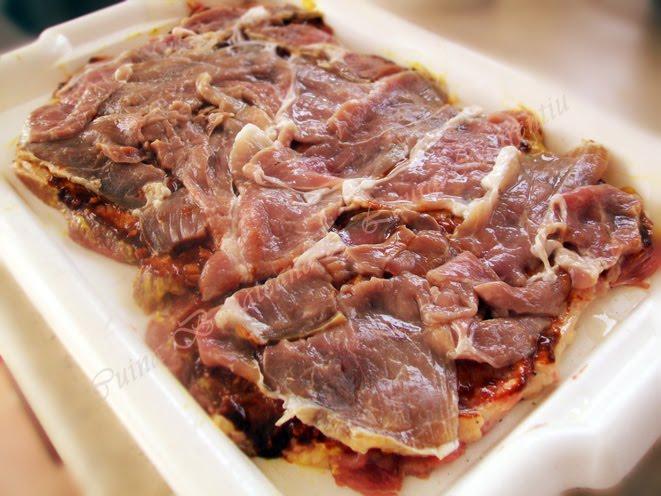 rulada de carne cu legume 5