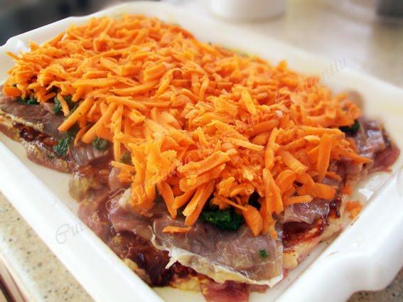 rulada de carne cu legume 7