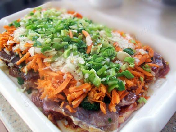 rulada de carne cu legume 9