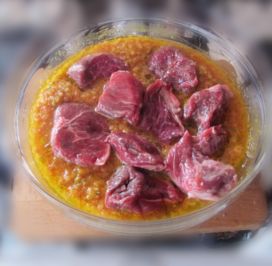 tajine de miel lamb tagine with preserved lemons 006