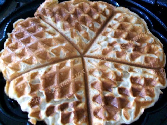 waffe integrale cu iaurt 6