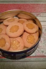 Biscuiti cu miere si crema de lamaie by Marissa