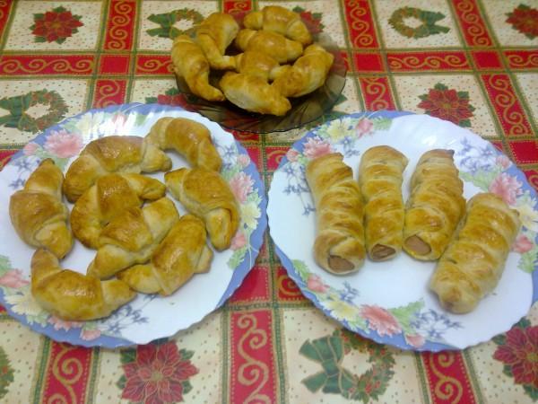 Croissante si pateuri din aluat foetat ultrarapid by elena19