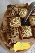 Biscuiti cu miere si martipan by Liliuta