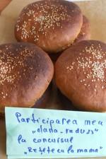 Chifle pentru pljeskavica, hamburger sau sandviciuri by dana_radu23