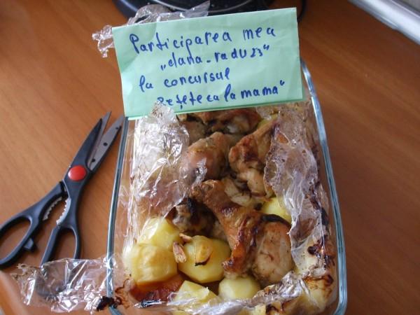 Friptura de pasare (si nu numai) la punga! by dana_radu23