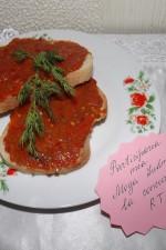 Zacusca de vinete by Ludmila