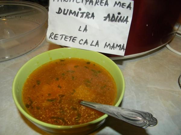 Ciorbita de legume by adinagrig