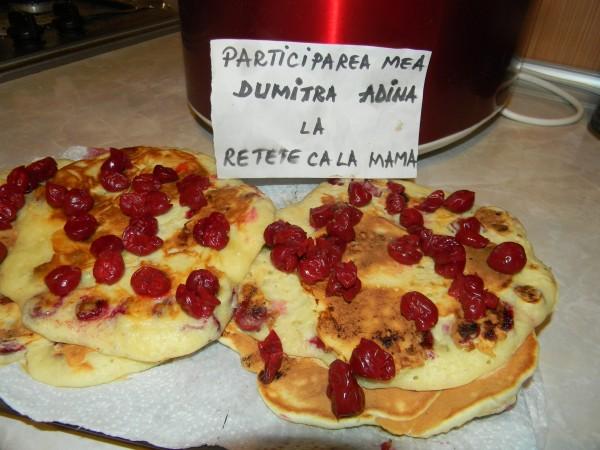 Pancakes – Clatite americane cu mure by adinagrig
