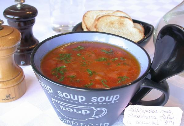 Supa de linte rosie by stefanpizza