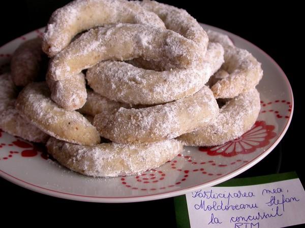 Cornulete cu vanilie by stefanpizza
