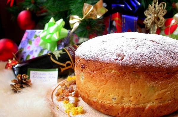 Panettone by stefanpizza