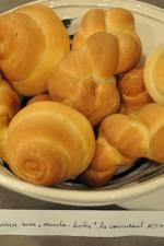 Painici impletite pufoase, cu lapte – Reteta Video by Sanda Botis