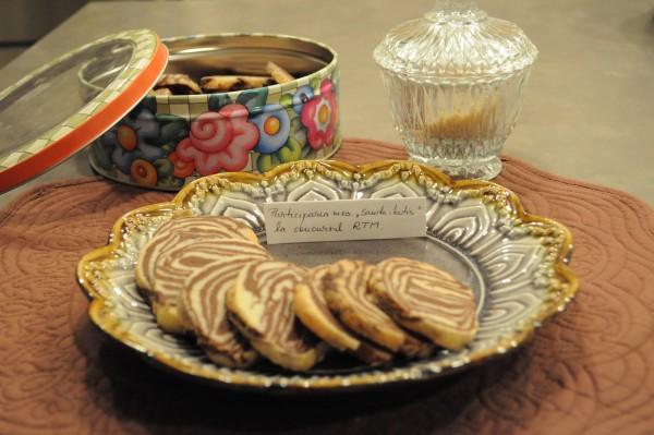 Biscuiti marmorati by Sanda Botis