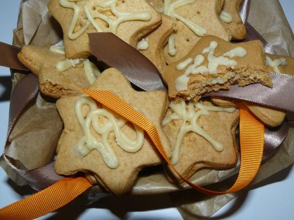 Biscuiti cu miere si martipan by GabiCo