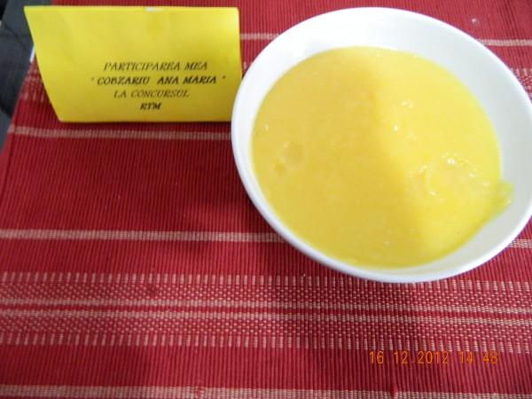 Orange – sau lemon – curd by aryana