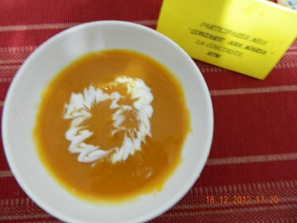 Supa-crema de dovleac by aryana