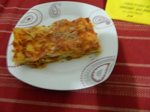 Lasagna by aryana