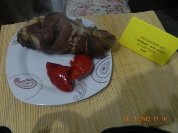 Ciolan de porc cu bere la cuptor by aryana
