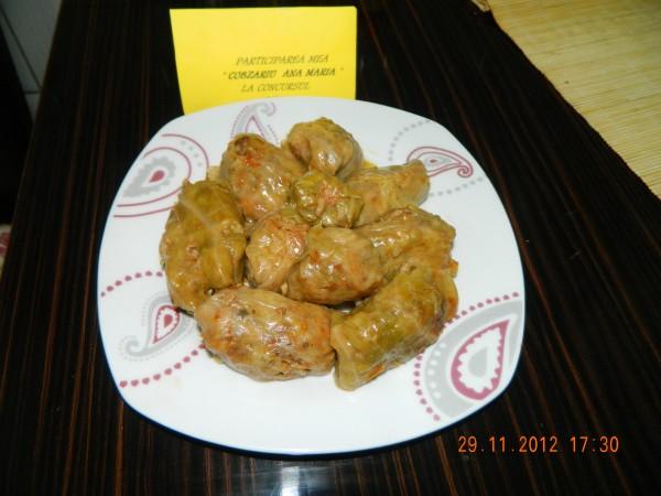 Sarmale de post cu ciuperci by aryana
