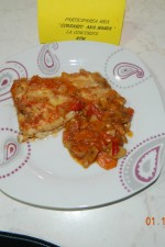 Peste cu legume la cuptor by aryana