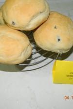 Paine cu ceapa si cu masline by aryana
