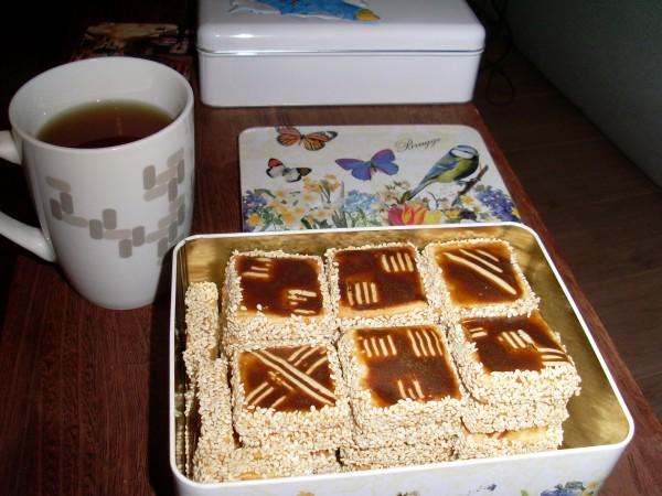 Biscuiti cu susan by alexalex