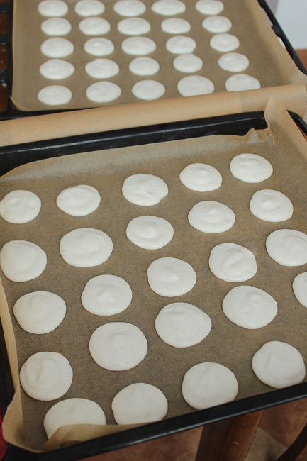 macarons formati