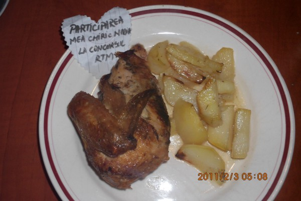Pui … a la Puiu! by chiricnadia