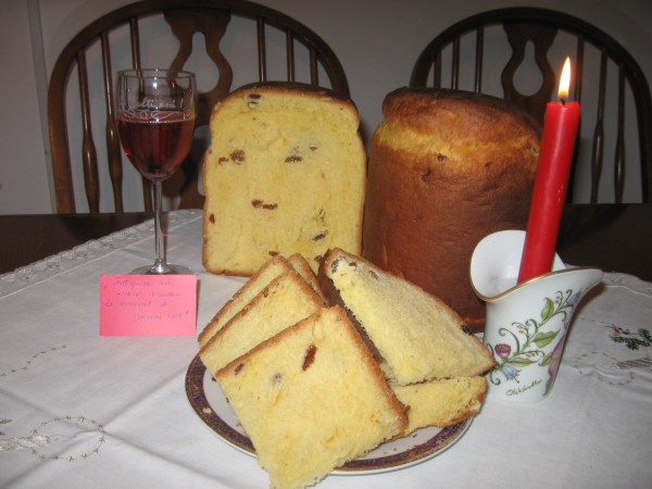 Panettone by cocotata