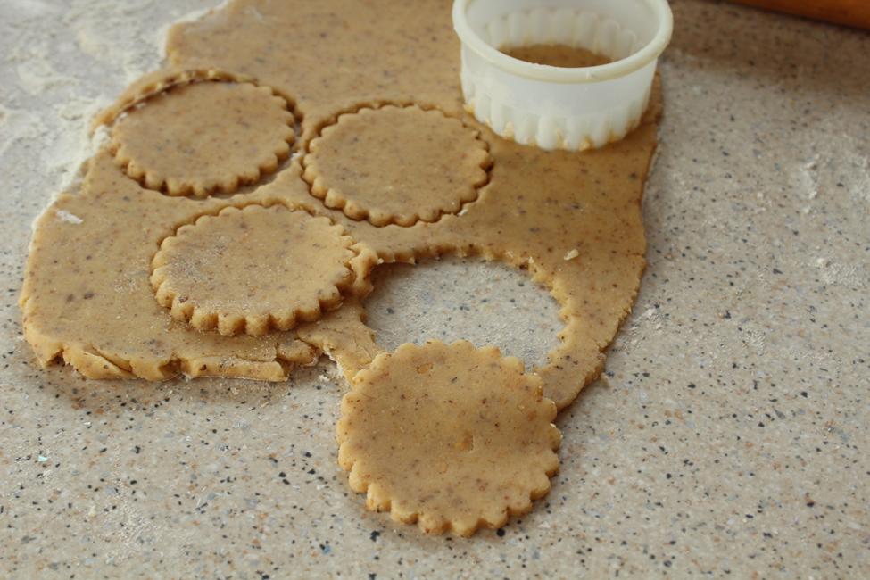 decupare biscuiti