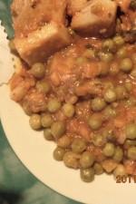 Mancare de mazare cu morcovi by chiricnadia