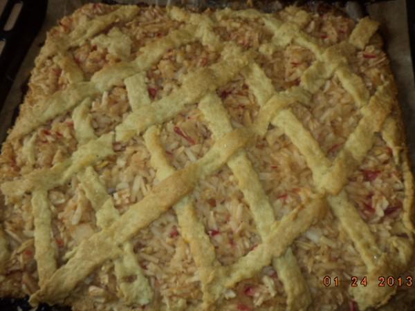 Placinta cu mere by crina