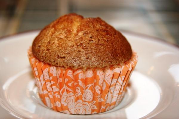 Muffins pufosi – foarte gustosi by Malina