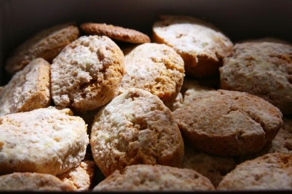 Biscuiti cu migdale by Malina
