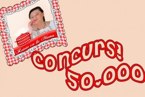 Concurs 50000