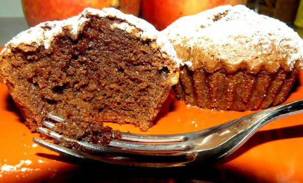 Muffins cu ciocolata by GabiCo