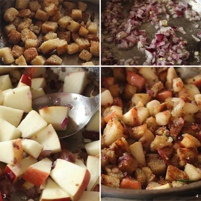 preparare umplutura piept de curcan in bacon