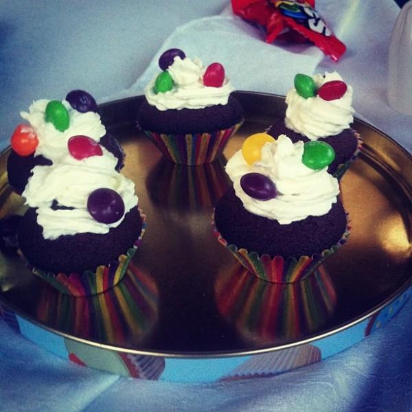 Muffins pufosi – foarte gustosi by paulastacescu