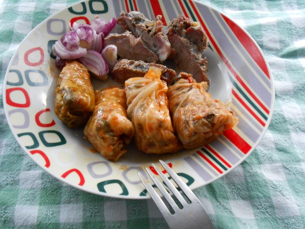 Sarmale de post cu ciuperci by joja_mariana