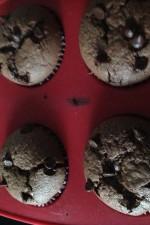 Muffins cu ciocolata by dnlcoman