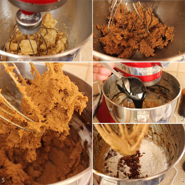 preparare biscuiti cu secara si stafide