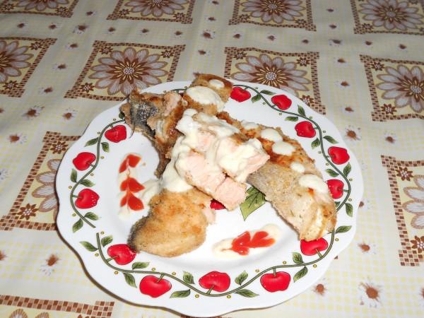 Somon in crusta aromata, la cuptor by sofiana78