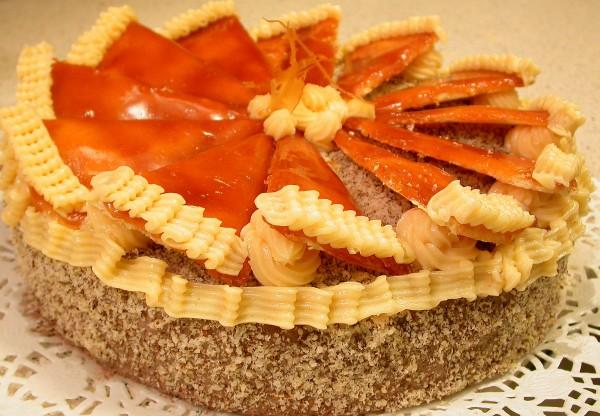 Tort Dobos by stefanpizza
