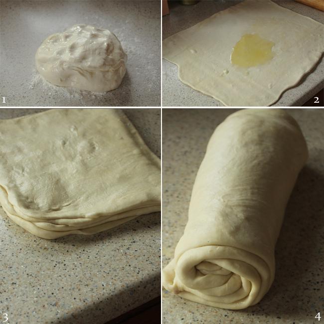 preparare aluat tarta cu anghinare