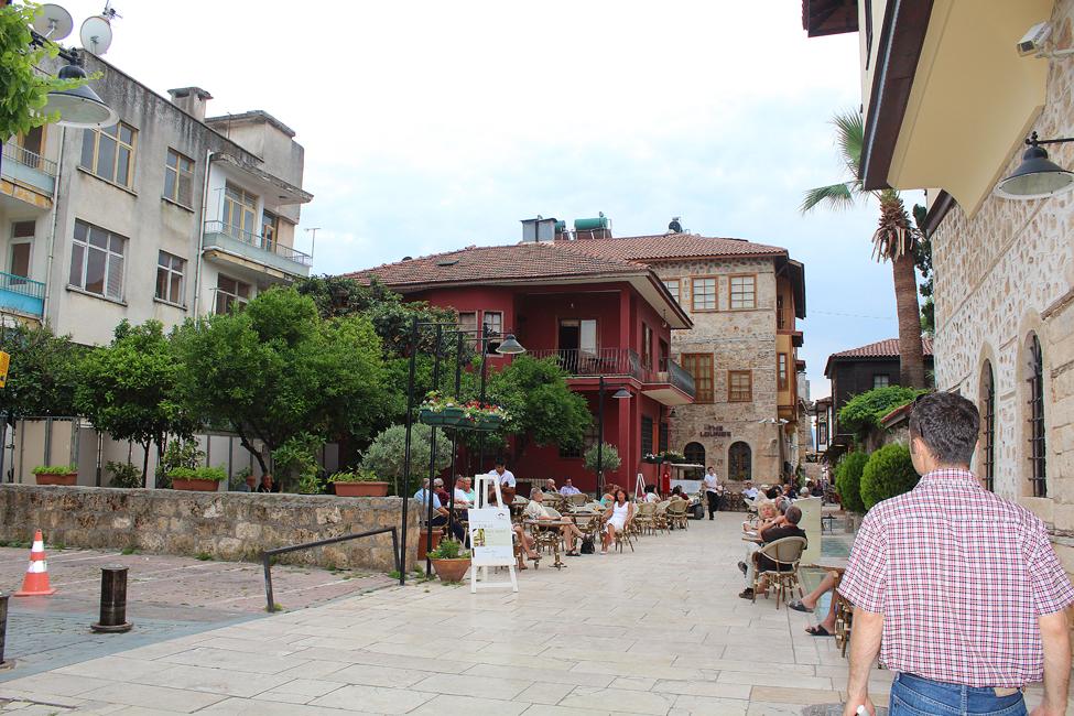 antalya orasul vechi